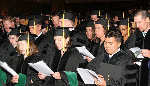 DOCTORS Taking the Oath
