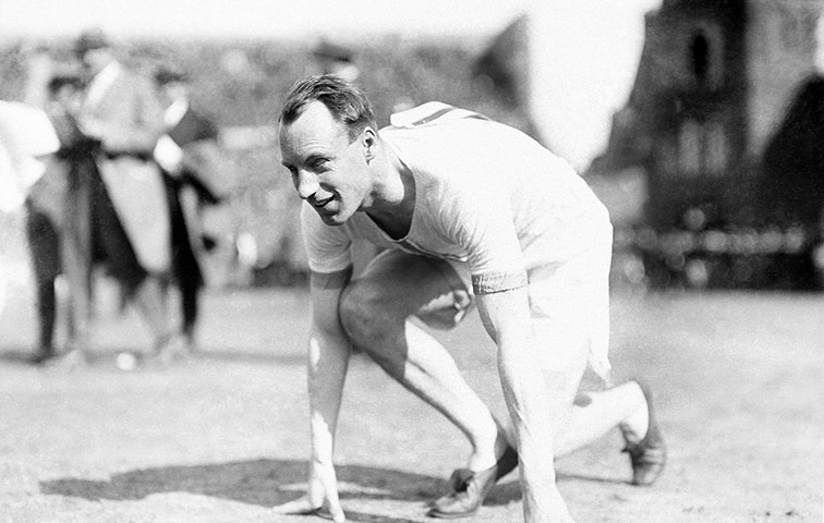 1924 Olympic Photo