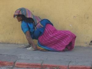 A Crippled Beggar