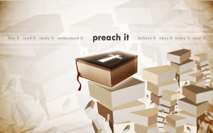 Teaching knowledge of God from the Word