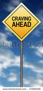 stock-photo-road-sign-metaphor-with-craving-ahead-47090209