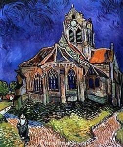 EPHESUS - The Church With No Doors by Van Gogh