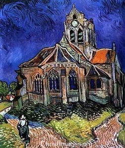 EPHESUS - The Church With No Doors by Van Gogh