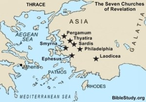 the-seven-churches-of-revelation