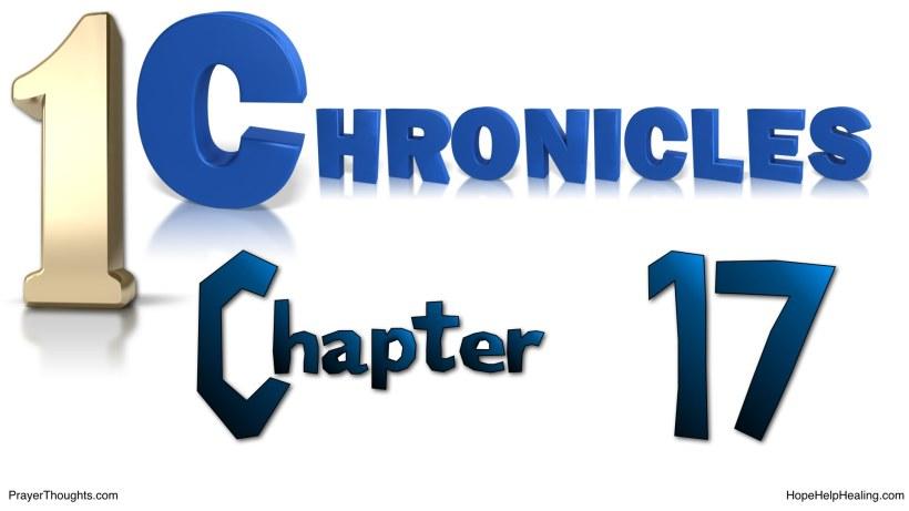 13.1CHRONICLES.17