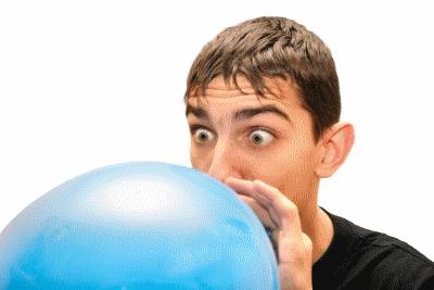Balloon-blowup