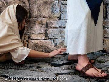 Reaching for JESUS
