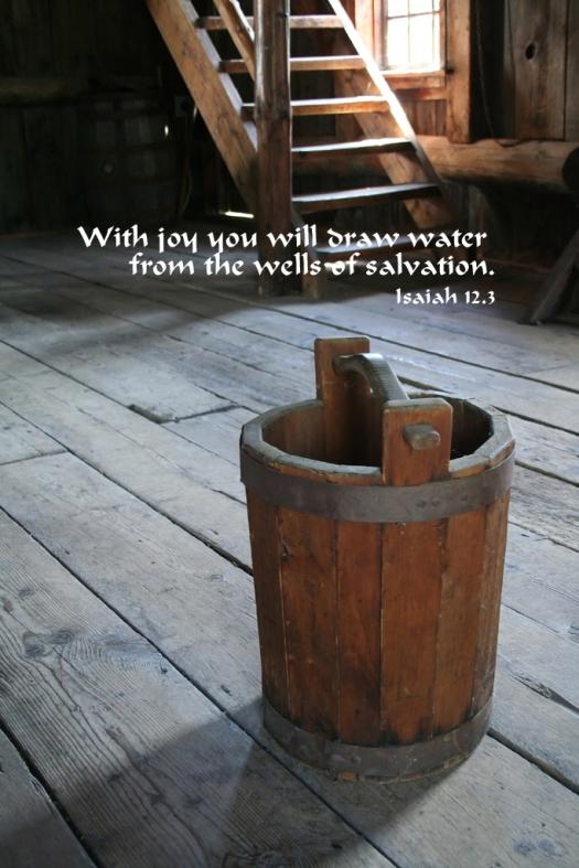 Isaiah 12:3; John 4:4-12