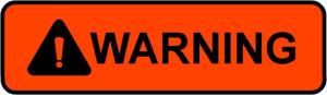 warning-banner