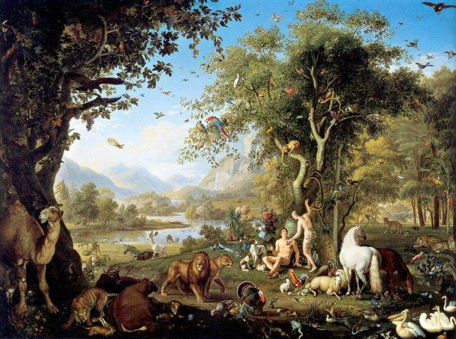 Genesis 2:25 Unashamed Nakedness