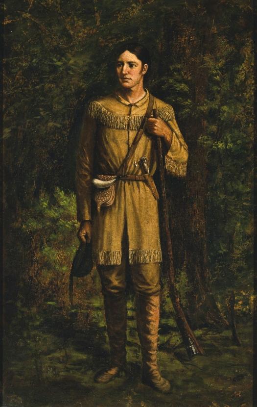 davy_crockett_by_william_henry_huddle_1889