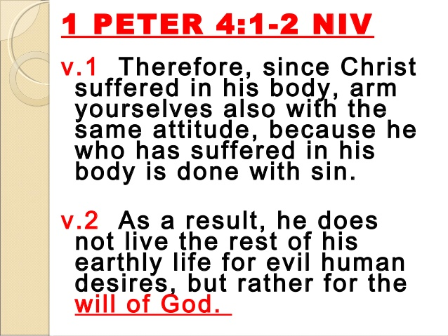Spiritual gifts the word detective peter is giving us a picture of putting on our attitude as part of a suit of armor very similar to the passage paul wrote in his letter to the ephesian negle Image collections
