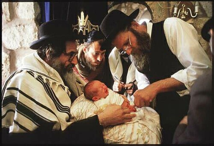 the first biblical mention of the practice of circumcision Judaism completely rejects the notion of original sin according to judaism, a child is born pure, completely free from sin  it is the first commandment specific to the jews circumcision is performed only on males although some cultures have a practice of removing all or part of the woman's clitoris, often erroneously referred to as.